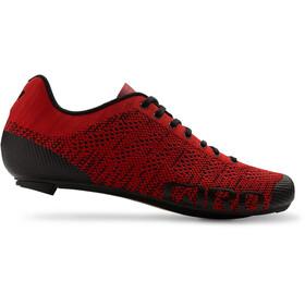 Giro Empire E70 Knit Shoes Men bright red/dark red